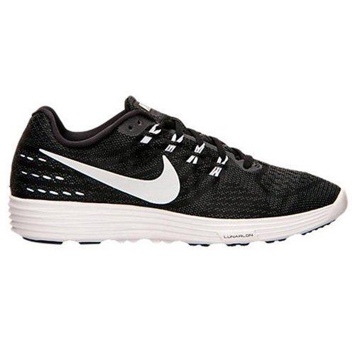 NIKE Womens Lunartempo 2 Running Shoe Black/White/Anthracite
