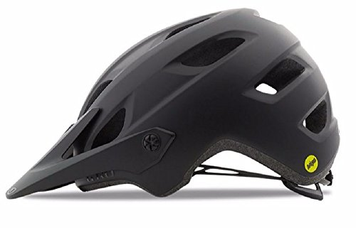 Giro-Chronicle-MIPS-Matte-Black-Gloss-Black-Mountain-Bike-Helmet-Size-Large