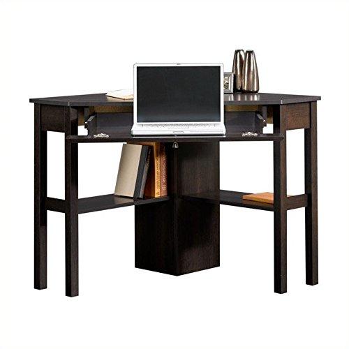 Sauder Beginnings Corner Computer Desk, Cherry Best Selling Sauder