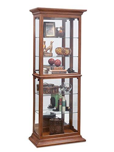 Philip Reinisch Oak Curio Cabinet - 2