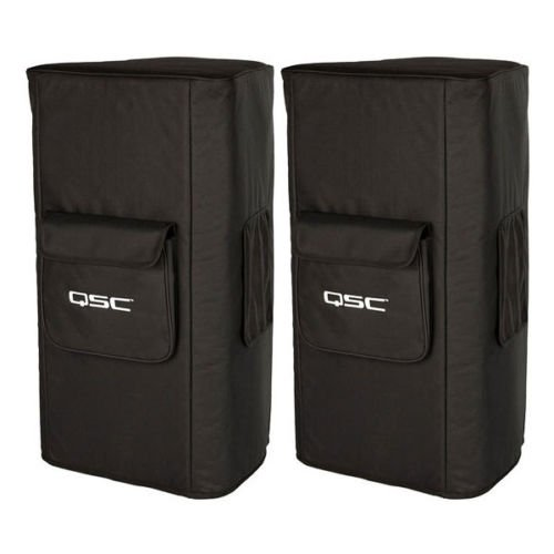 QSC KW152 Speaker Soft Nylon Cover Pair