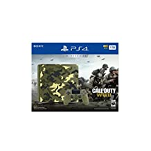 Playstation 4 - 1TB Slim - Call of Duty WWII Limited Edition Bundle