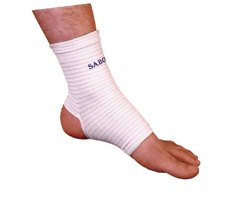 Sabona Copper Thread Ankle Support, Large/X-Large