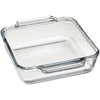 Kitchen Supply 8 Inch Square Glass Baking Dish