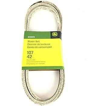 John Deere Original Equipment Flat Belt #GX20072
