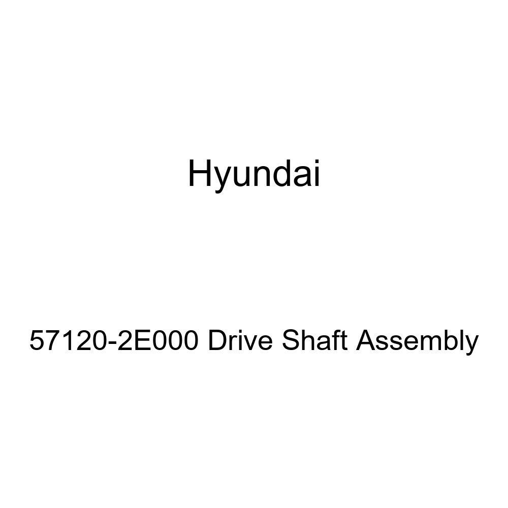 Genuine Hyundai 57120-2E000 Drive Shaft Assembly