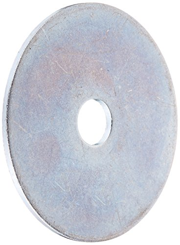 UPC 008236090314, The Hillman Group 290018 Fender Zinc Washers, 1/4-Inch x 1-1/2-Inch, 100-Pack