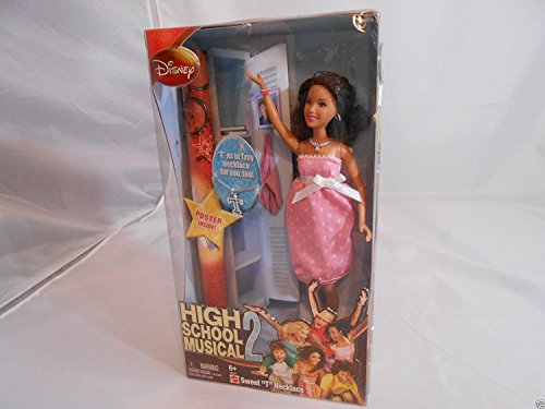 High School Musical 2 Gabriella Doll Sweet