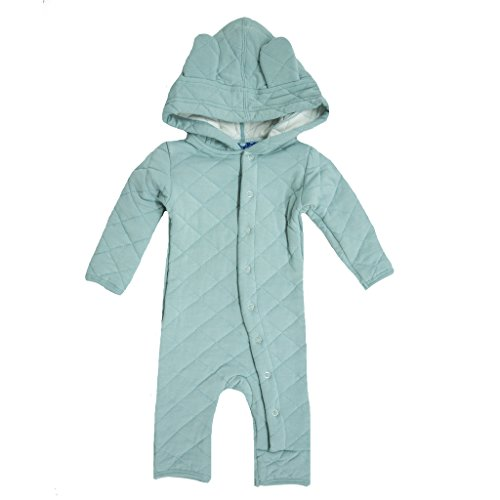 Quilted Boys Coverall - 9