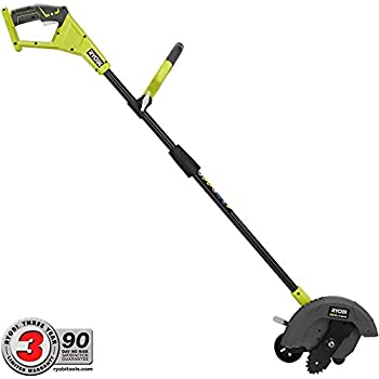 Ryobi P2300A ONE+ 9 in  18-Volt Lithium-Ion Cordless Edger - Battery and  Charger Not Included
