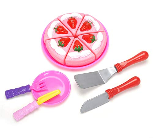 (PowerTRC Strawberry Cake Playset)