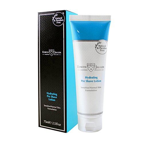 Hydrating Pre Shave Lotion 75ml preshave by Edwin Jagger HPSFF