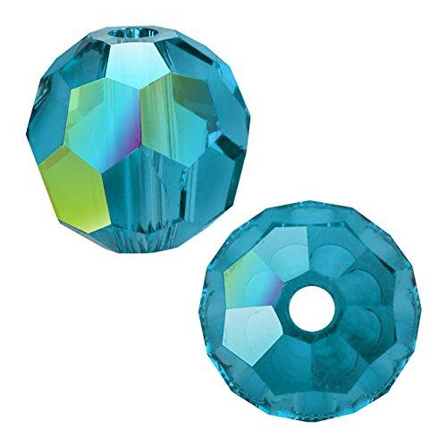 Indicolite Austrian Crystal - 3