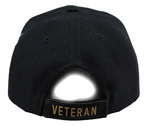 Veteran Estados ARMY Veteran Disabled Vietnam Fuerza Aérea Military ejército azul Marine marino sombrero Unidos Cap OqwrX74O6