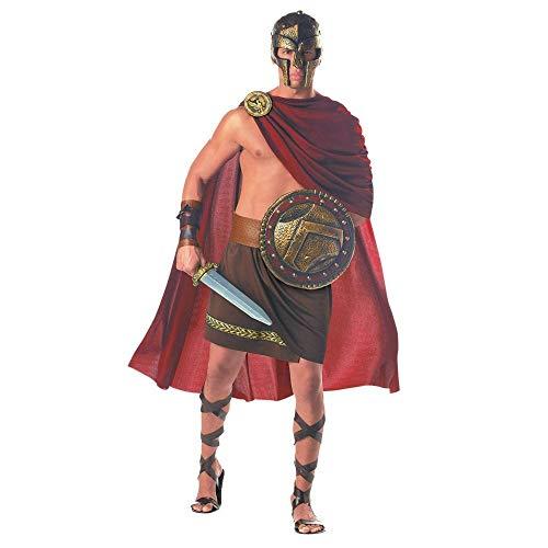 California Costumes Spartan Warrior Costume Size: Brown