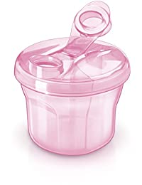 Philips AVENT Powder Formula Dispenser and Snack Cup, Pink BOBEBE Online Baby Store From New York to Miami and Los Angeles
