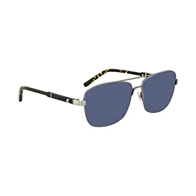 e26c43378d Montblanc MB589S 08V 60 Montures de lunettes, Gris (Antracite Luc/Blu),  Homme: Amazon.fr: Vêtements et accessoires