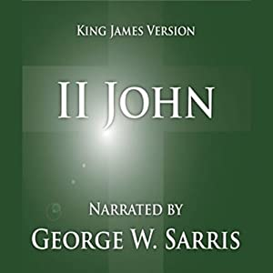 The Holy Bible - KJV: 2 John Audiobook