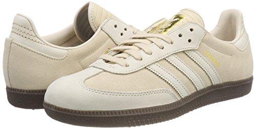 Lin Fb Adidas 000 Samba lin Dormet Hommes Sneakers Beige TaAqwZ