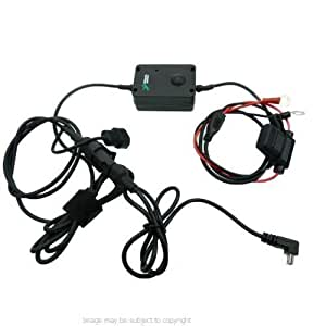 motorcycle battery hard wire charging cable. Black Bedroom Furniture Sets. Home Design Ideas