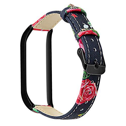 XGao Watch Band for Xiao Mi Watch Band 3/4 Bracelet 6.69