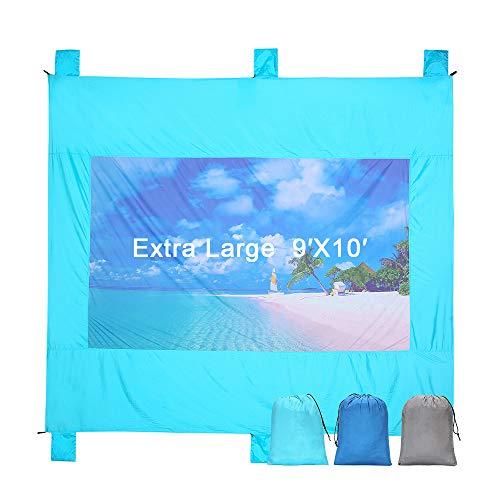 Acdyion Outdoor Sandproof Beach Blanket 9