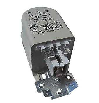 BALAY - Condensador antiparasitario Bosch WAE20260EE/15: Amazon.es ...