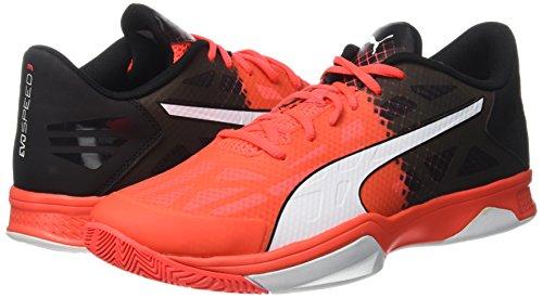 5 Indoor Zapatillas Evospeed Unisex Adulto 3 Puma Rojo t1wq5cat