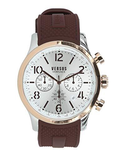 Versus by Versace Men's 'Naboo' Quartz Gold Fashion Watch(Model: VSPEC0618) ()