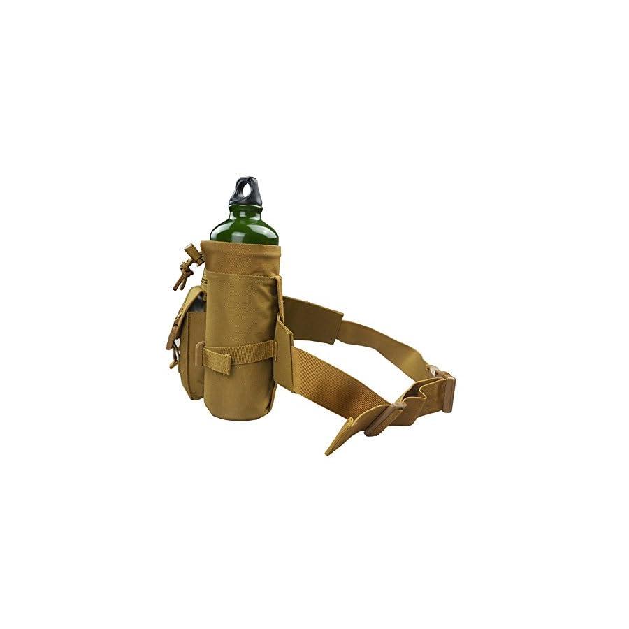 Lightweight Running Bag Outdoor Sports Camping Hiking Kettle Waist Pack Mobile Phone Sports Bag