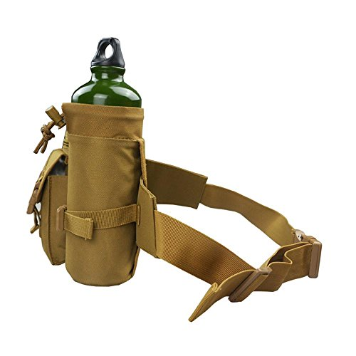 Lightweight Running Bag Outdoor Sports Camping Hiking Kettle Waist Pack Mobile Phone Sports Bag