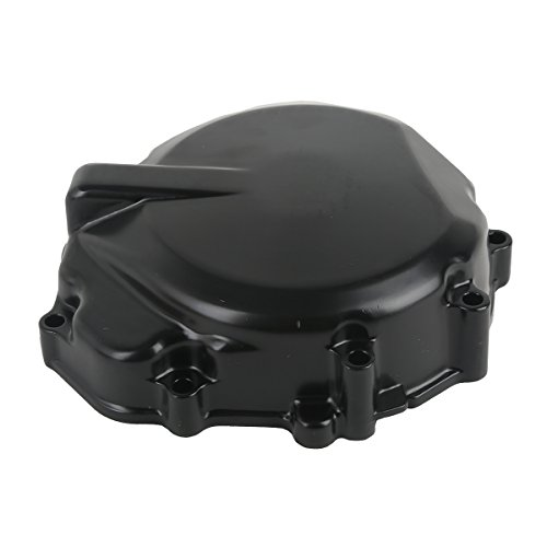 XFMT Motorcycle Engine Crankcase Cover Compatible with SUZUKI GSXR 1000 03-04 GSXR 600 GSX-R750 2004 2005