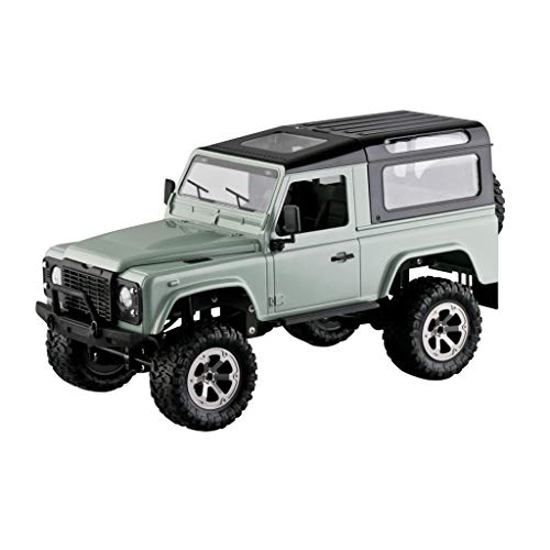 Kybers Rc Crawlers FY003A 1/16 RC 2.4GHz 4WD Off-Road Metal Frame Truck RC Car Remote Control - Hobby Adventure Toy for Kids