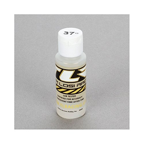 Team Losi Silicone Shock Oil 37.5wt 2oz