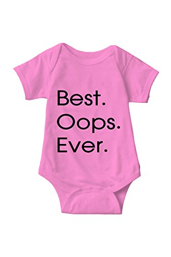 Best Oops Ever Sarcastic ME Unisex Infant Onesie Funny Hilarious Baby Gift