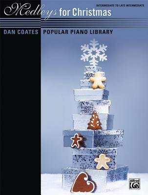 Read Online [(Dan Coates Popular Piano Library -- Medleys for Christmas )] [Author: Dan Coates] [Aug-2013] PDF