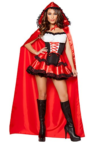 Little Red Rider Adult Costume - Medium]()