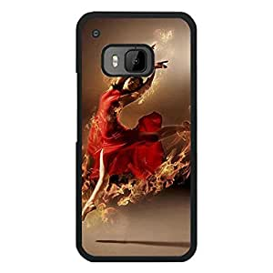 Sexy Dancer Dance Phone Case Cover For Htc One M9 Dance Fashionable