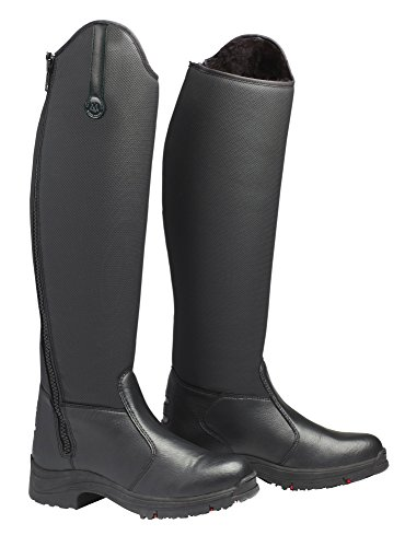 Boots Winter Horse Wide Rider Active Regular Black Mountain qIC1gwI
