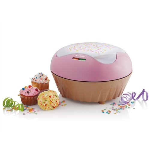 Sunbeam FPSBCML900 Cupcake Maker, Pink by Sunbeam