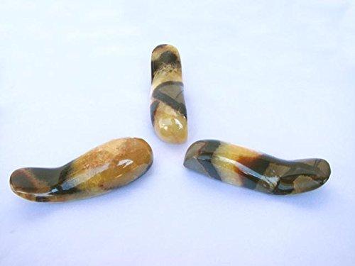Madagascar Minerals Handheld Septarian Stone Massage Tool