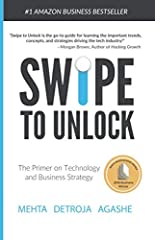 Authored by 3 Product Managers at Google, Facebook, and Microsoft, Swipe to Unlock is a comprehensive guide on the must-know concepts of technology and business strategy. It is a must-read for anyone pursuing product management, design, marke...