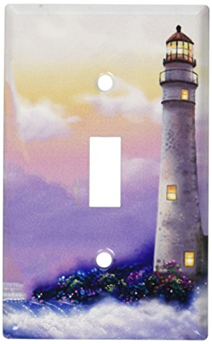 - Art Plates - Lighthouse of Dreams Switch Plate - Single Toggle