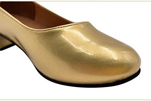 Yudesun Deportes Danza Zapatos Ni/ña Los Zapatos Son Muy peque/ños Mujer Cuero Latinos Sal/ón Salsa Baile Zapatos Alto Tac/ón Calzado Mary Jane Tango Bailarina Performance