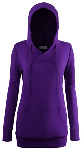 Miurus Sleeve Pullover Kangaroo Sweatshirt