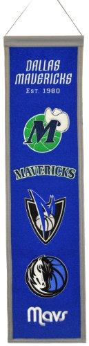 NBA Dallas Mavericks Heritage Banner