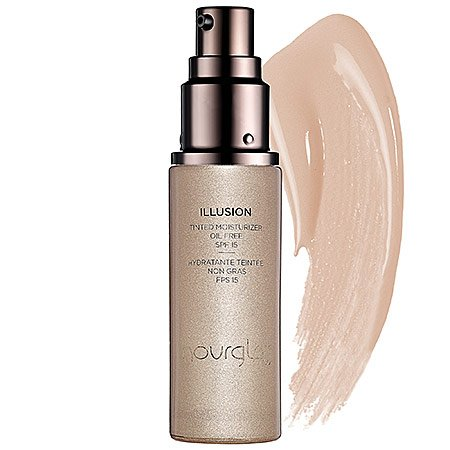 Hourglass Illusion Tinted Moisturizer Oil Free SPF 15 Size 1 oz Color Light Beige - light beige/ for light to medium complexions with neutral - 15 Oil Spf Moisturizer Free Tinted With