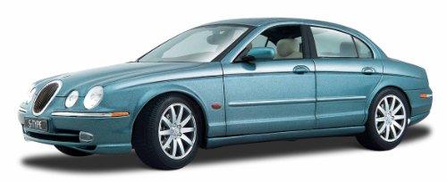 Maisto Jaguar S-Type 1:18 Scale