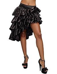 Women's Ruffled Skirt