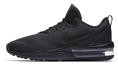 Running 002 NIKE Trail Negro Anthracite Hombre para Zapatillas MAX Black Black Air de Fury UUYRqw